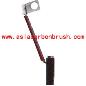 Nissan carbon brush,carbon brush for automobile,car carbon brush,Nissan 027-038