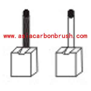 Fiat carbon brush,carbon brush for automobile,car carbon brush,Fiat 91189 JSX 35-36 2-JS 35-36